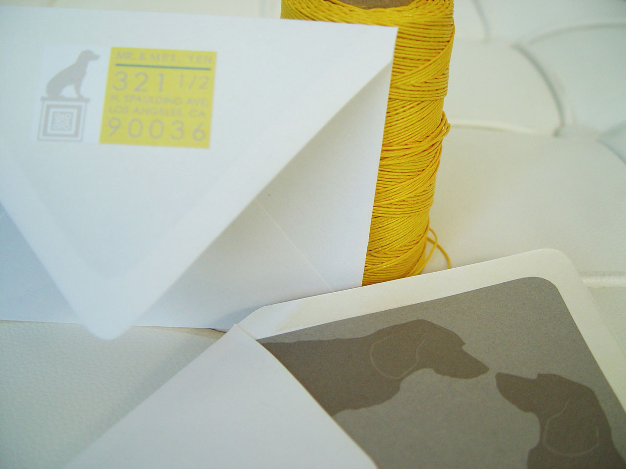 K&C Regal Beagle Envelopes