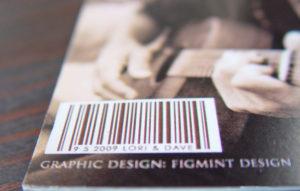 Sesnon Serenade CD Cover Custom Barcode