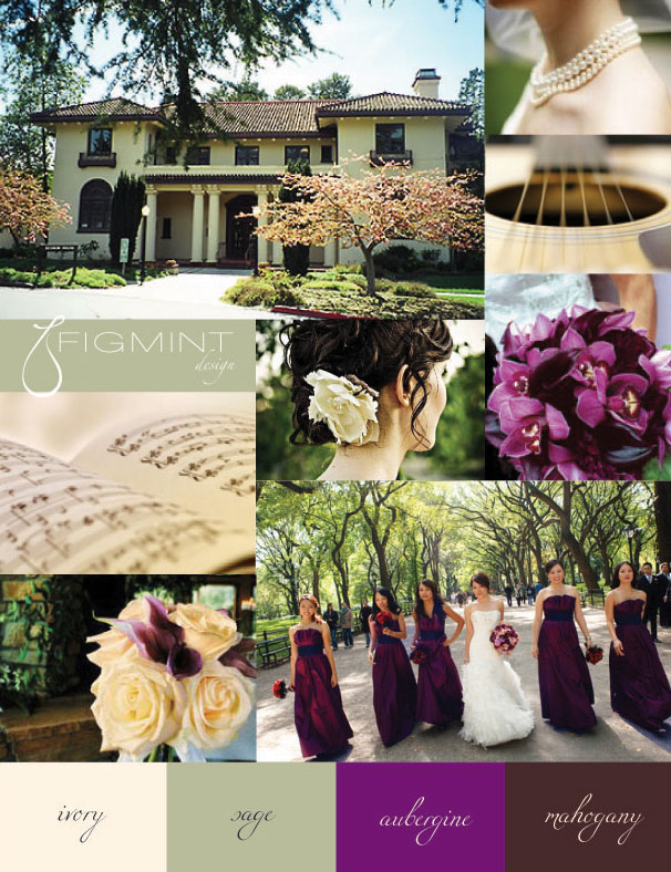 Sesnon Serenade Inspiration Board