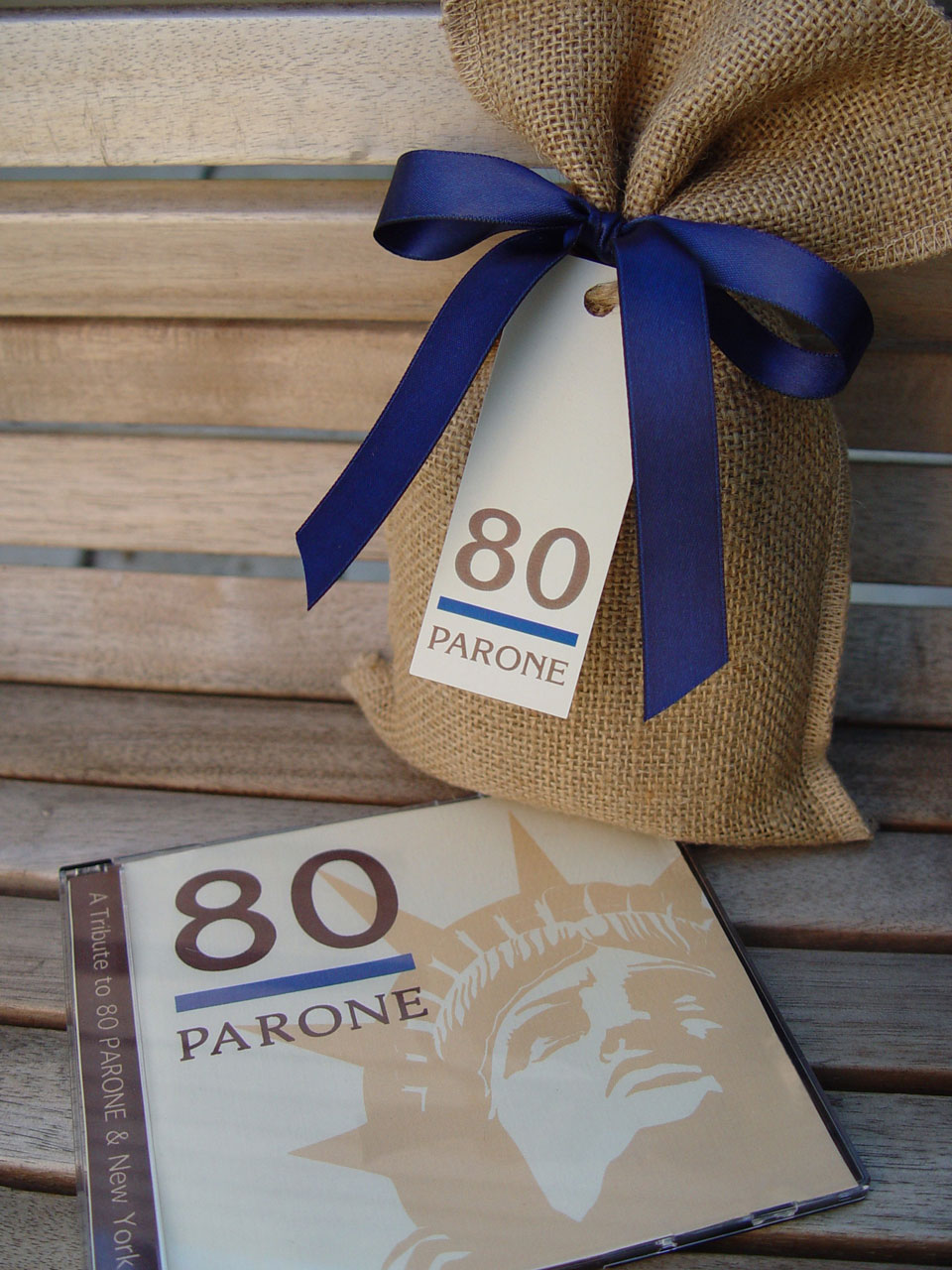 80 Parone Favors