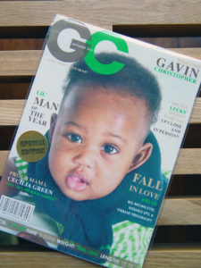 GC Man of the Year Cover