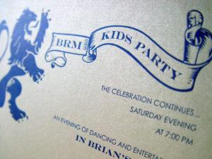 Mazel Lions Kids Party