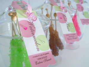 Sugar & Spice Rock Candy Apothecary
