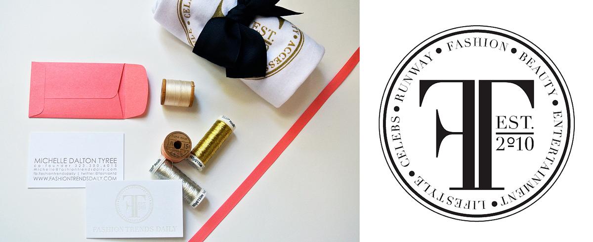 FashionTrendsDaily_BrandIdentity_Cards_Logo